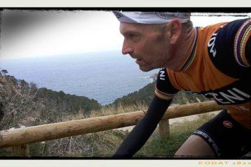 Niels træner på Mallorca