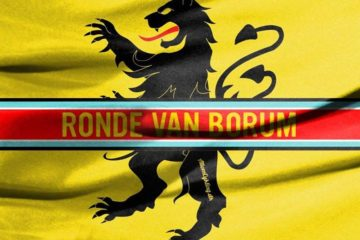 Logo for Ronde Van Borum