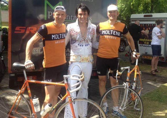 Fyen Rundt 2014 - Elvis, Niels og Per