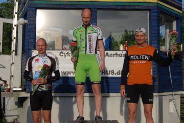Podiet ved Gunnar Asmussens Æresløb 2015