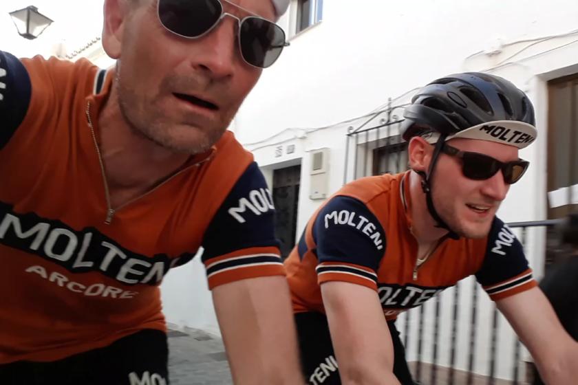 Kasper og Niels kører Vuelta 17